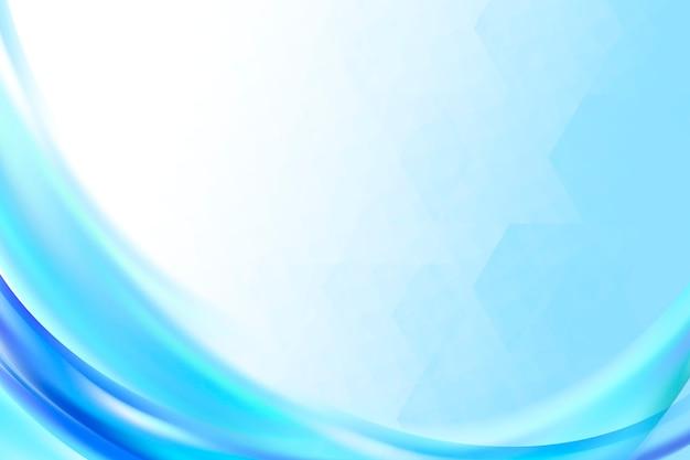 Ombre blauwe mozaïek getextureerde achtergrond afbeelding