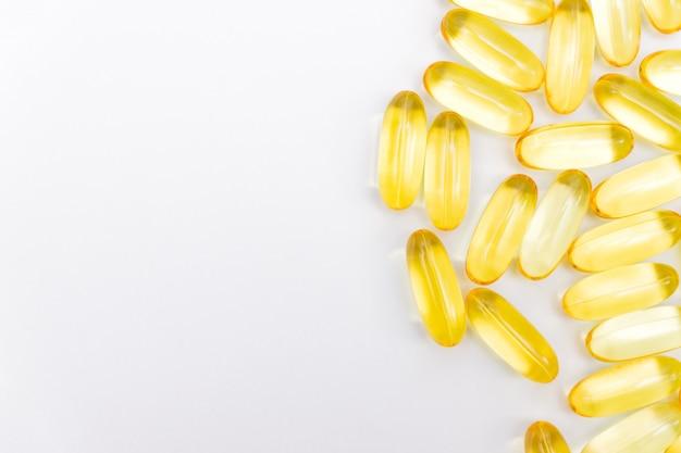 Omega 3 capsules uit north fish oil.