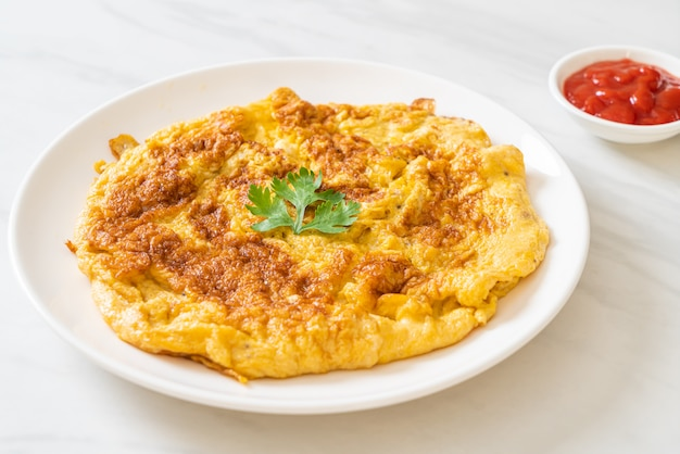 Omelet of omelet