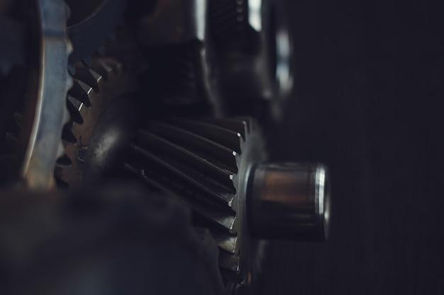 Onderdeel van de motor