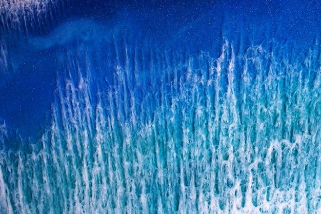 Onderdeel van originele epoxyharskunst