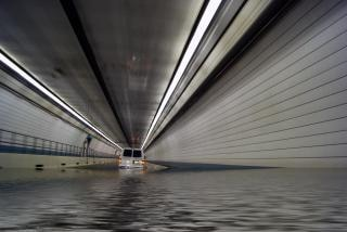 Ondergelopen tunnel
