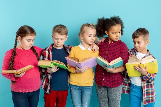 Ondersteunend boekdagevenement voor kinderen