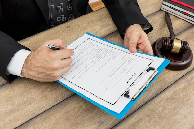 Ondertekenen van documenten