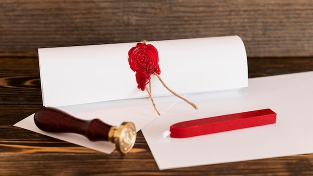 Onderwijs diploma certificaatsjabloon