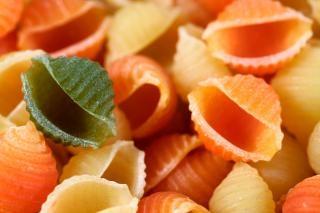 Oneven pasta uit macro