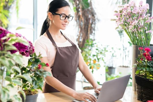 Online bestellingen doorzoeken