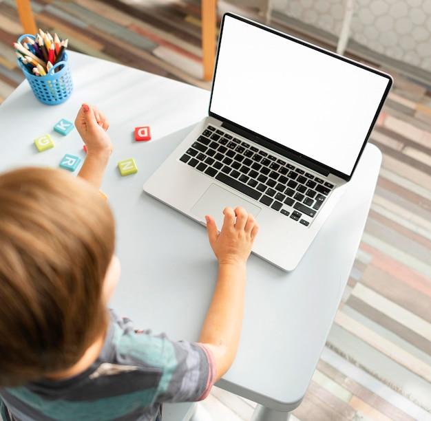 Online interacties op school