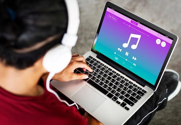 Online muziek