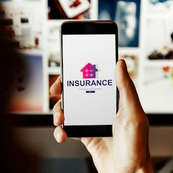 Online verzekering