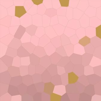 Onregelmatige mozaïekachtergrond luxe stijl onregelmatige abstracte rasterachtergrond