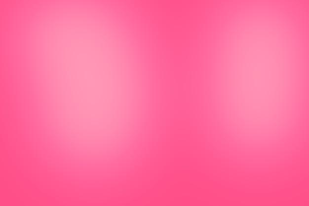 Onscherpe achtergrond met kleurovergang in roze kleur
