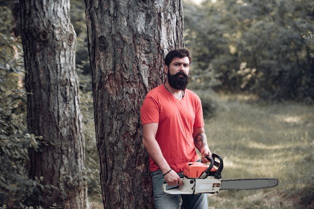 Ontbossing door houtkap is een belangrijke oorzaak van landdegradatie en destabilisatie van natuurlijke ecosystemen...