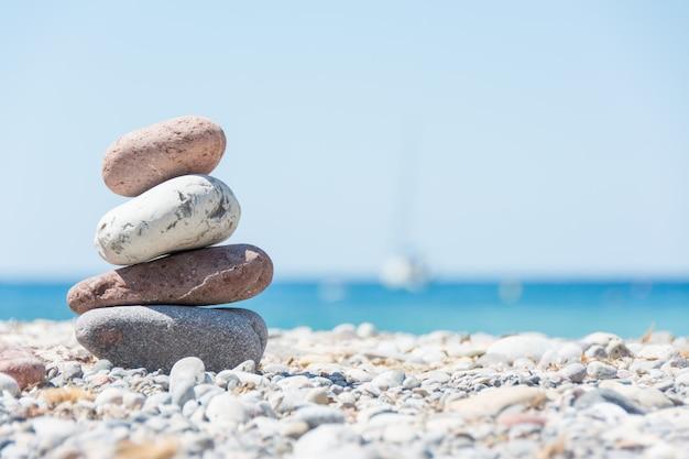 Ontspannen op het strand
