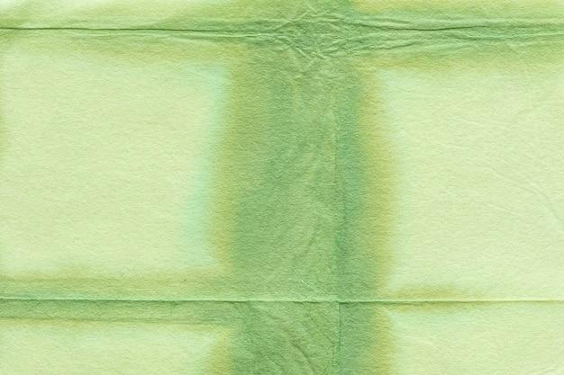 Ontwerp met groene shibori-textuur als achtergrond