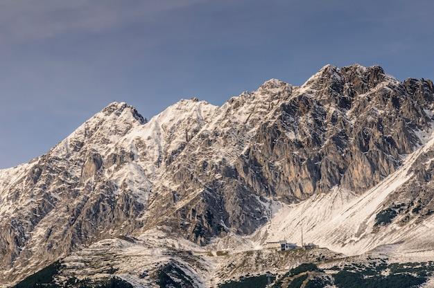 Oostenrijkse alpen innsbruck tirol oostenrijk