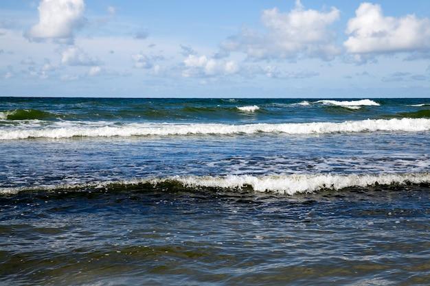 Oostzee in de zomer