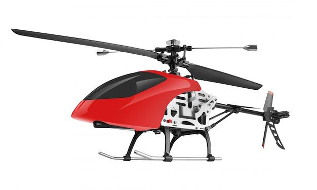 Op afstand bestuurbare helikopter