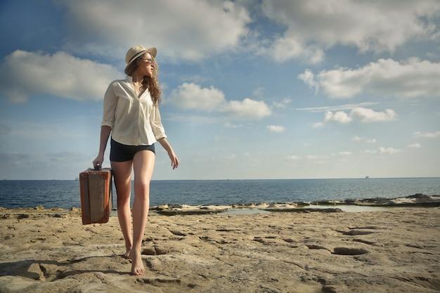 Op vakantie gaan