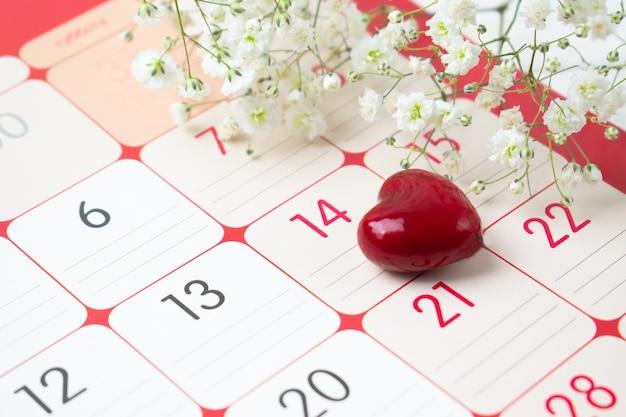 Open de kalenderpagina