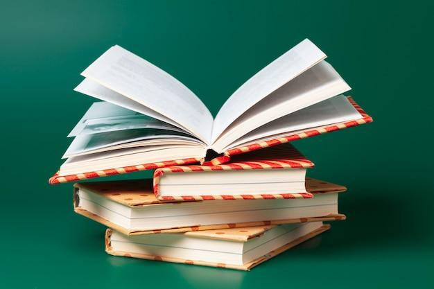 Open en gesloten boeken
