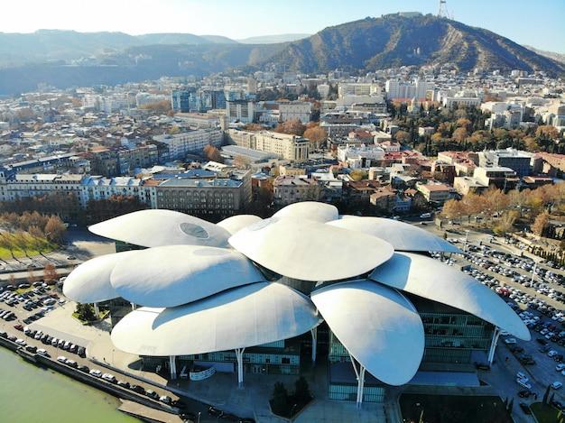 Openbare dienstzaal in tbilisi