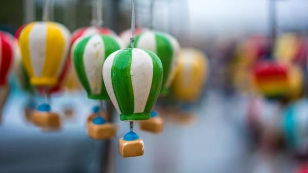 Opknoping mobiele ballon