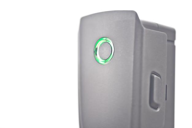 Oplaadbare lithium-ionbatterij voor een drone