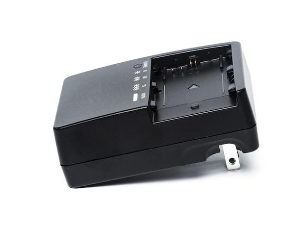 Oplader voor digitale fotocamera's