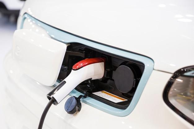Oplader voor elektrische auto's