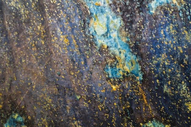 Oppervlak afbladderende verf