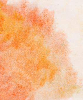Oppervlak met abstracte aquarelverf
