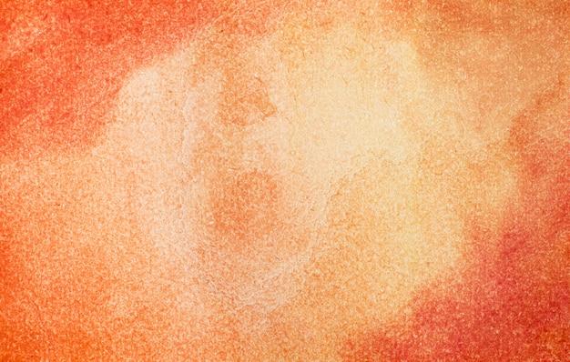 Oppervlak met expressieve aquarelverf