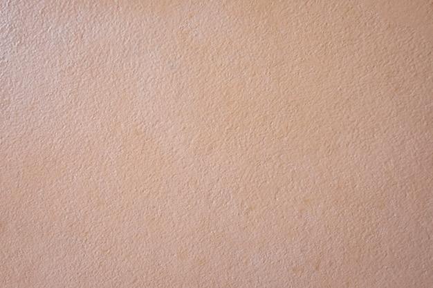 Oppervlak van gladde oranje cement textuur achtergrond voor ontwerp in uw werk concept achtergrond.