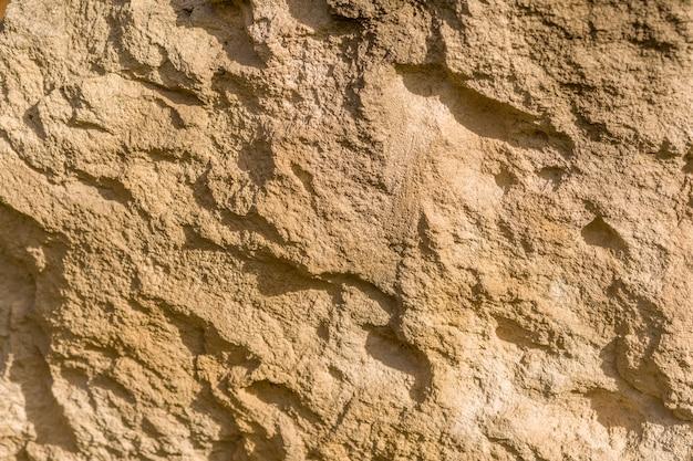 Oppervlak van het marmer met bruine tint