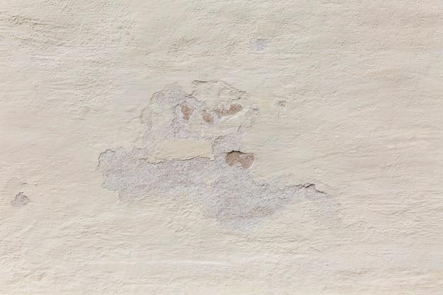 Oppervlakte van een witte betonnen muur. achtergrond. ruimte voor tekst.