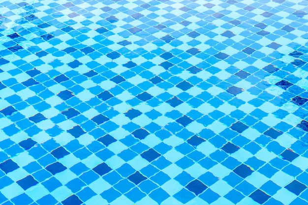 Oppervlakte van het zwembad