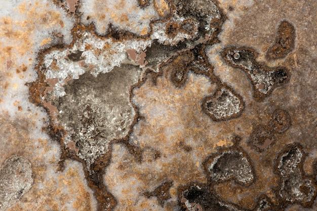 Oppervlaktesamenstelling met natuurlijke marmerstructuur