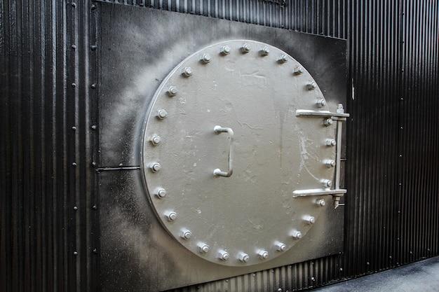 Opslagtank tunnelventilatie, hitte, vochtigheid en stof.