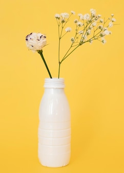 Opstelling van niet-milieuvriendelijke plastic voorwerpen