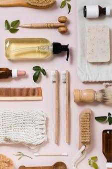 Opstelling van olie- en spa-accessoires