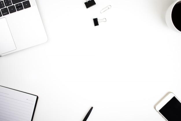 Optionele accessoires voor het werken met zwart concept