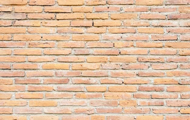 Oranje betonnen muur textuur