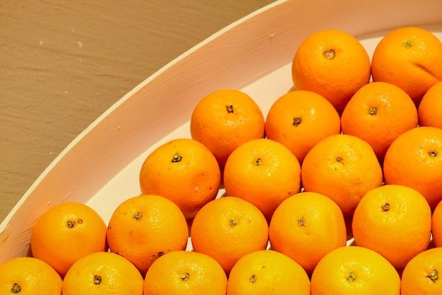 Oranje doos