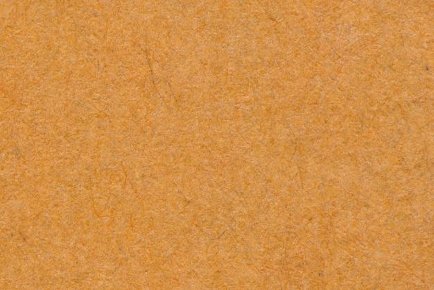 Oranje gerecycleerd papier textuur
