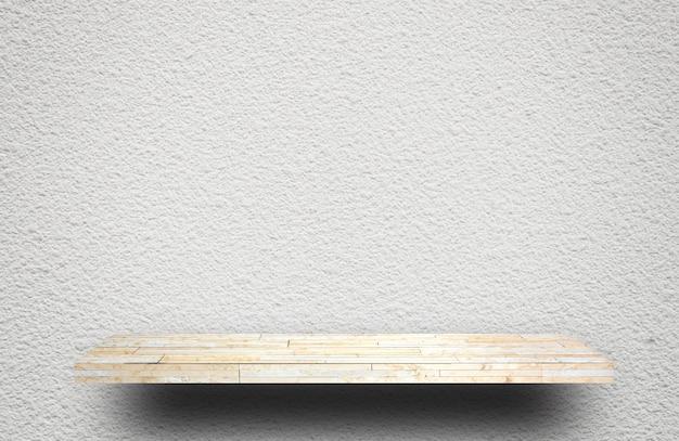 Oranje grijs rock plank muur voor textuur achtergrond