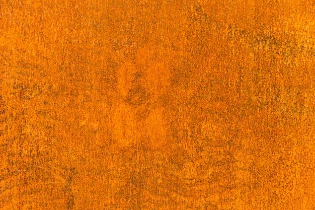 Oranje grunge behang met ruisfilter