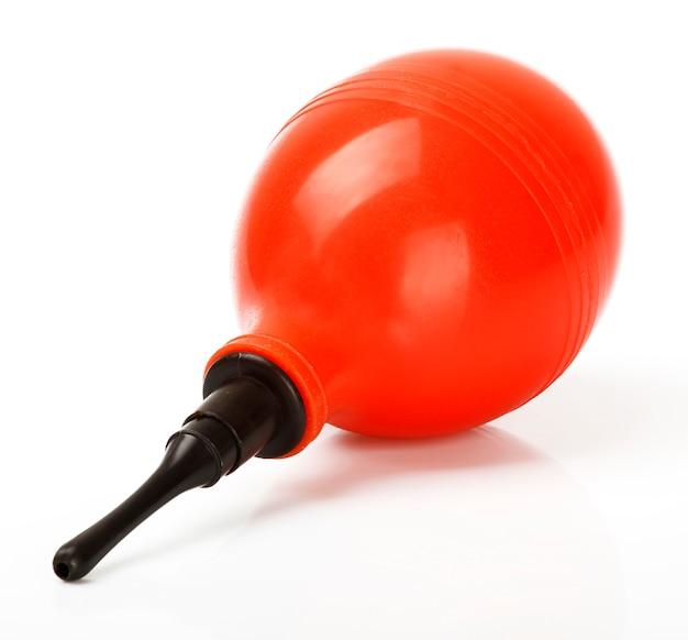 Oranje medische peer
