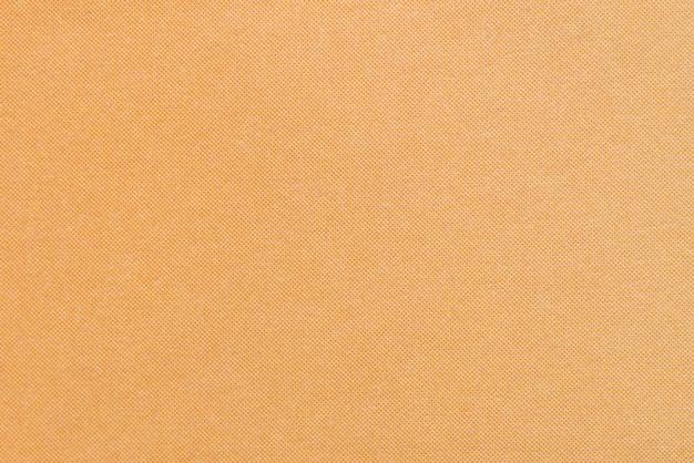 Oranje stof textuur achtergrond