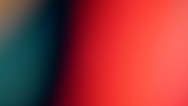 Oranje verloop intreepupil abstracte vloeiende lijnen kleur achtergrond Premium Foto